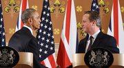 Reakcje Londynu na prouniujny apel Obamy