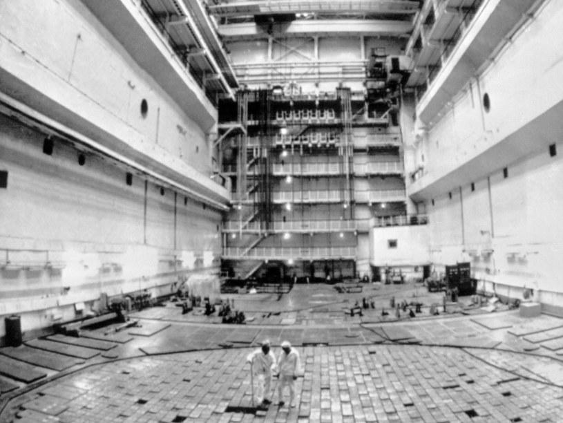 Reaktor Czarnobyla w 1982 r. /ASSOCIATED PRESS/East News /East News