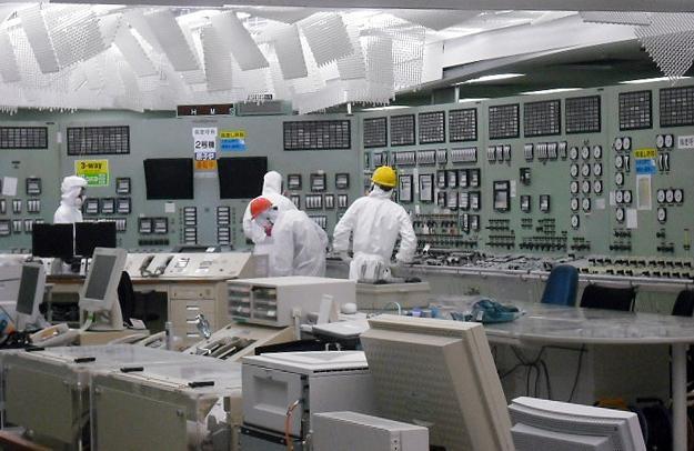 Reaktor nr 2 elektrowni Fukushima /AFP