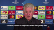 Real - Bayern 2-2. Heynckes po meczu. Wideo