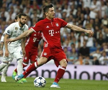 Real - Bayern 4-2. Robert Lewandowski miał żal do sędziego