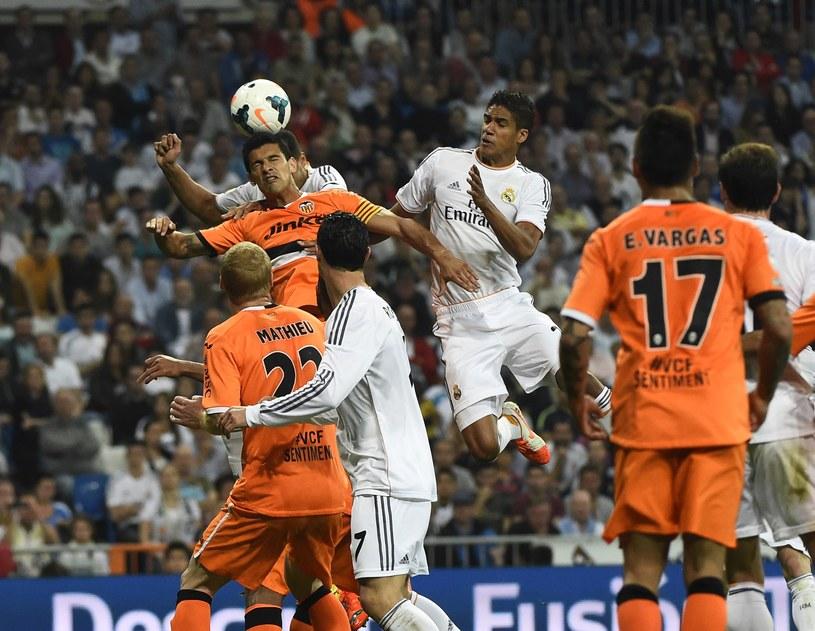 Real i Valencia stworzyły znakomite widowisko /AFP