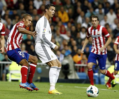 Real Madryt - Atletico Madryt 0-1 w Primera Division