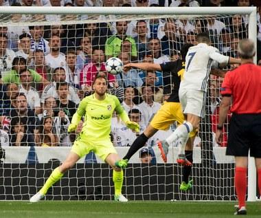 Real Madryt - Atletico Madryt 3-0 w półfinale Ligi Mistrzów