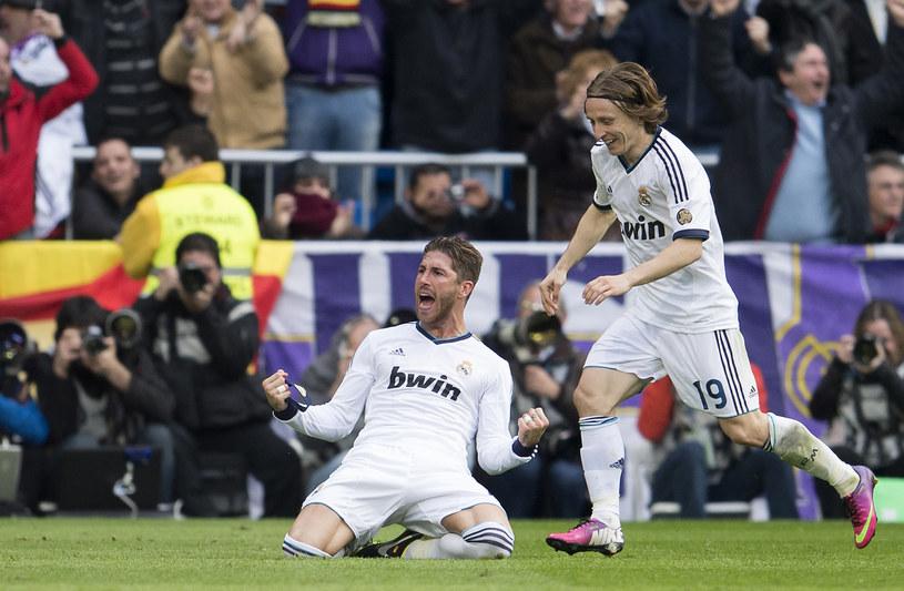 Real Madryt będzie świętował wygraną na swoim boisku? /AFP