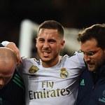 Real Madryt. Eden Hazard ponownie kontuzjowany