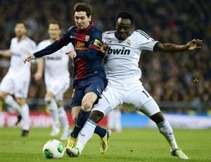 Real Madryt - FC Barcelona 1-1 w Pucharze Króla