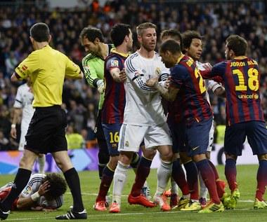 Real Madryt – FC Barcelona 3-4 w Primera Division