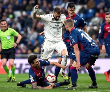 Real Madryt - Huesca 3-2 w meczu 29. kolejki Primera Division