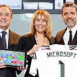 Real Madryt i Microsoft łączą siły