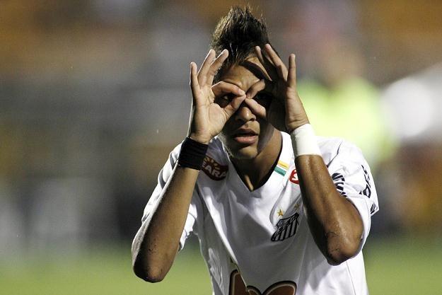 Real Madryt ma zapłacić za Neymara aż 60 mln euro /AFP
