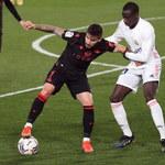 Real Madryt - Real Sociedad 1-1 w 25. kolejce Primera Division