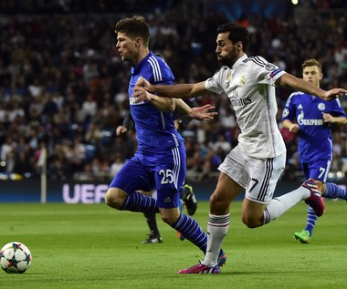 Real Madryt - Schalke 04 Gelsenkirchen 3-4 w Lidze Mistrzów