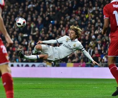 Real Madryt - Sevilla FC 3-0 w 1/8 finału Pucharu Króla