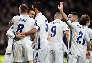 Real Madryt - SSC Napoli 3-1 w Lidze Mistrzów