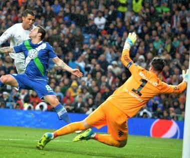 Real Madryt - VfL Wolfsburg 3-0 w ćwierćfinale Ligi Mistrzów