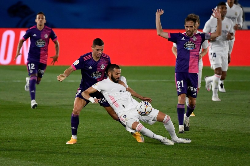Real Madryt w Valdebebas gra już w Primera Division /AFP