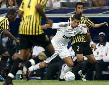 Real Madryt zremisował z Al Ittihad 1:1. /AFP