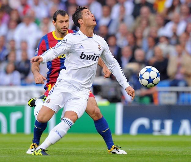 Real potrzebuje goli Cristiano Ronaldo /AFP