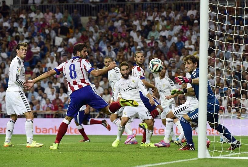 Real przegrał niedawno z Atletico w starciu o Superpuchar Hiszpanii /AFP