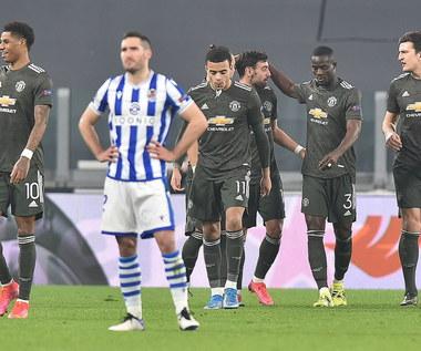 Real Sociedad - Manchester United 0-4 i Crvena Zvezda - AC Milan 2-2 w 1/16 Ligi Europy