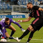 Real Sociedad - Real Madryt 0-0 w 2. kolejce Primera Division