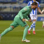 Real Sociedad - Real Madryt 1-2 w meczu 30. kolejki Primera Division