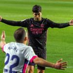 Real Valladolid - Real Madryt 0-1 w 24. kolejce Primera Division
