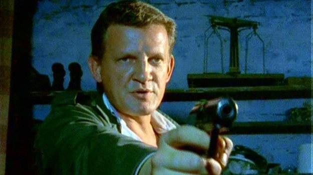 Realizacja serialu trwała 12 lat (1976-87). Głównym bohaterem był por. Sławomir Borewicz: przystojny, pewny siebie i sprawny. /East News/POLFILM