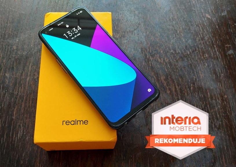 Realme 6 otrzymuje REKOMENDACJE serwisu Interia Mobtech /INTERIA.PL