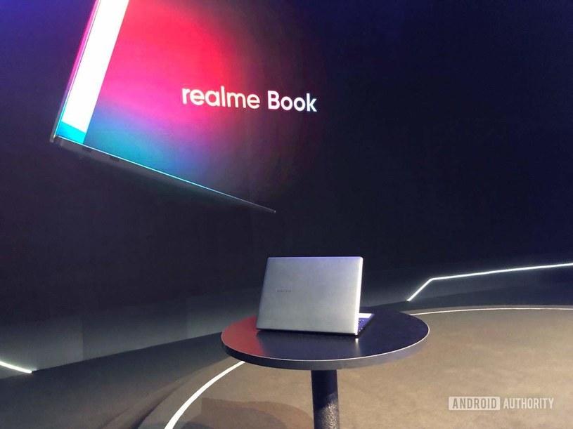 Realme Book / fot. Gizchina /materiał zewnętrzny