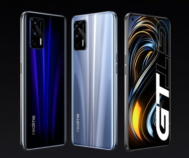 Realme GT 5G oficjalnie