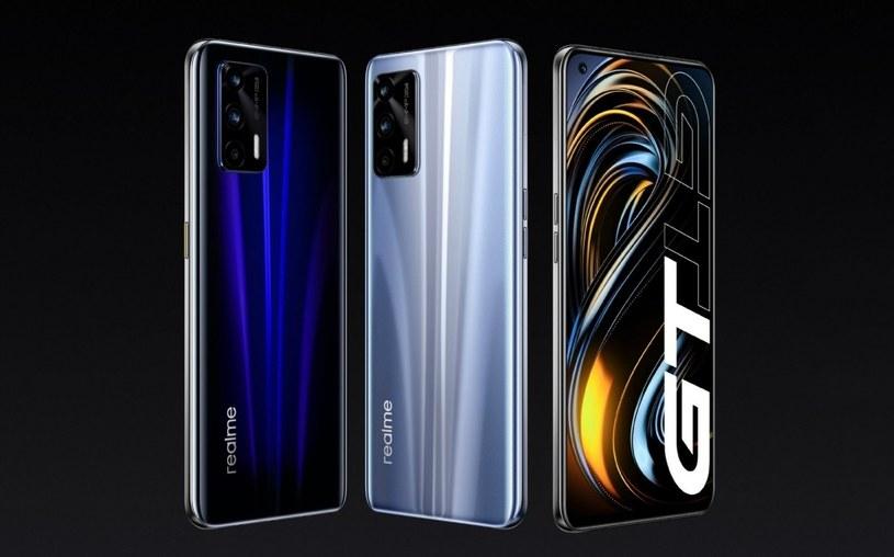 Realme GT 5G /materiały prasowe