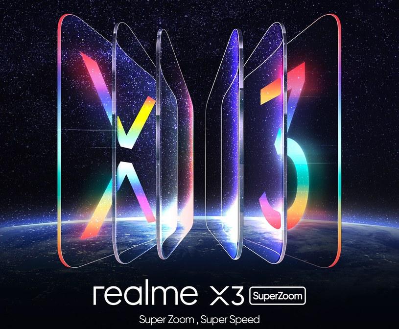 Realme zaprasza na premierę smartfona /materiały prasowe