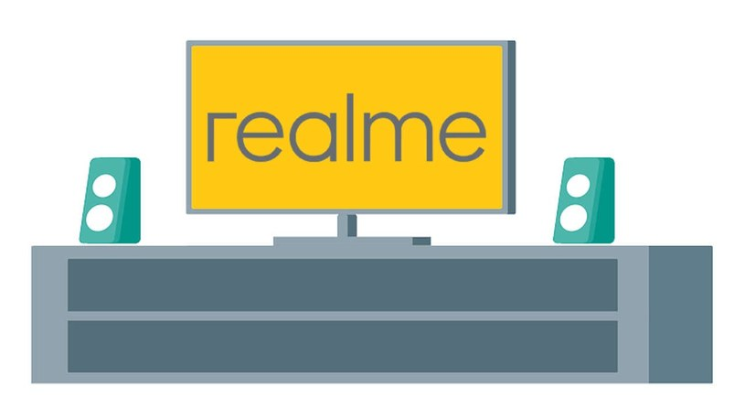 Realme zaprezentuje swój telewizor smart TV / fot. GSMArena /materiał zewnętrzny