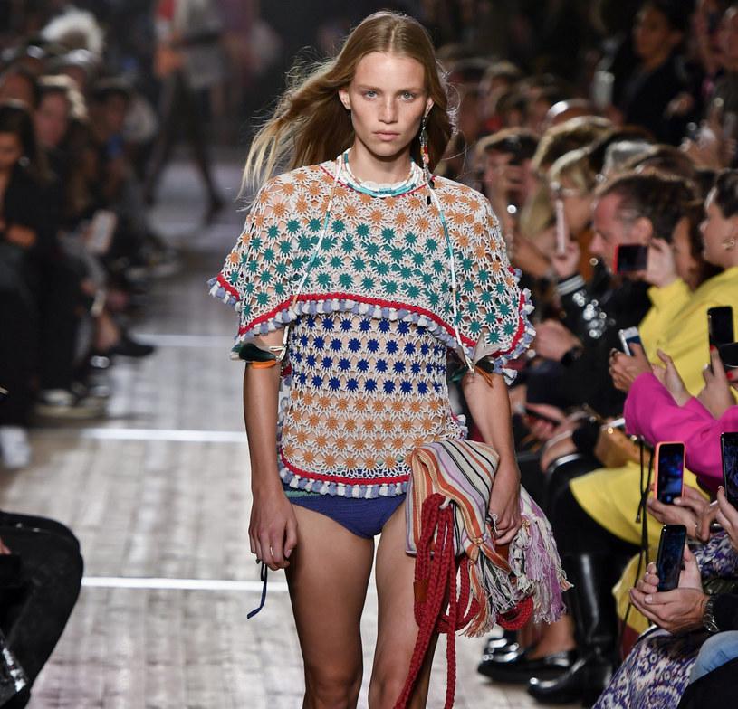 Rebecca Leigh Longendyke jest jedną z najbardziej rozchwytywanych modelek /East News