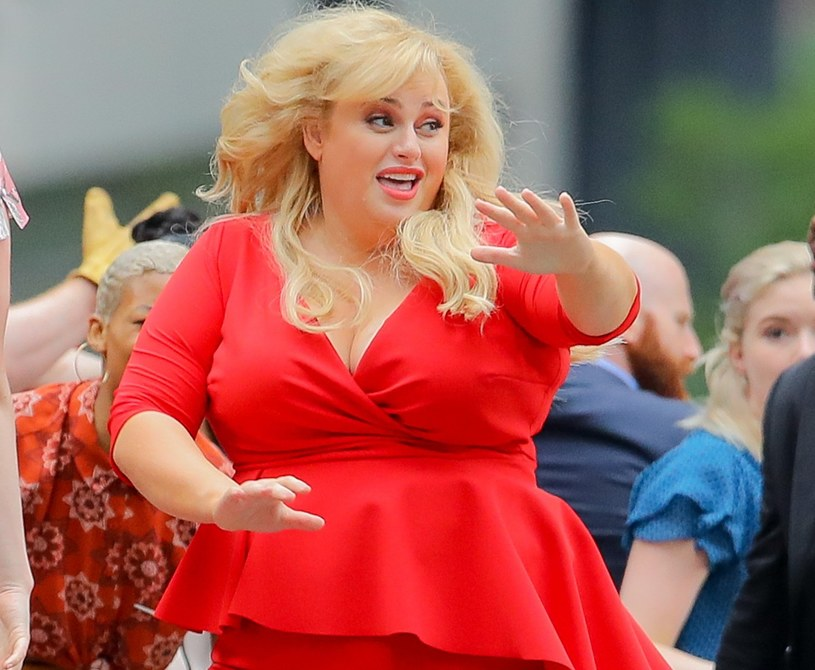Rebel Wilson przed metamorfozą /East News