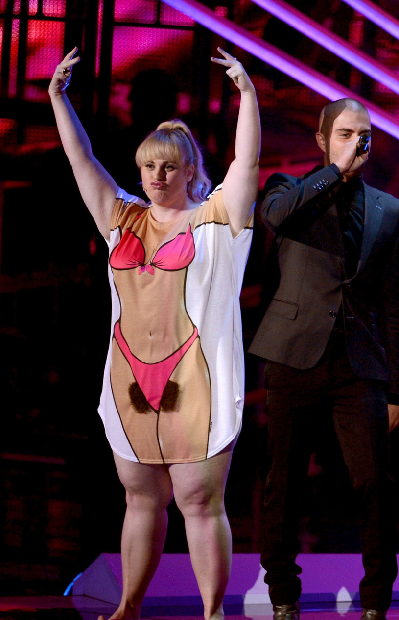 Rebel Wilson /Kevin Winter /Getty Images