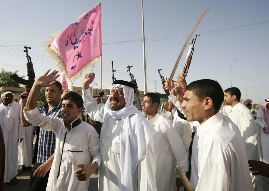 Rebelianci opanowali miasto Tal Afar w północno-zachodnim Iraku /ALAA AL-SHEMAREE /PAP/EPA