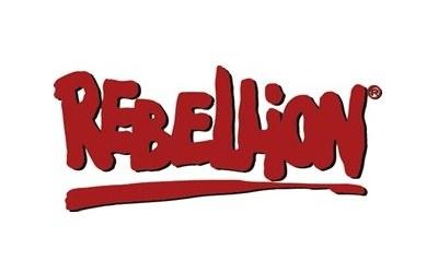 Rebellion - logo /gram.pl