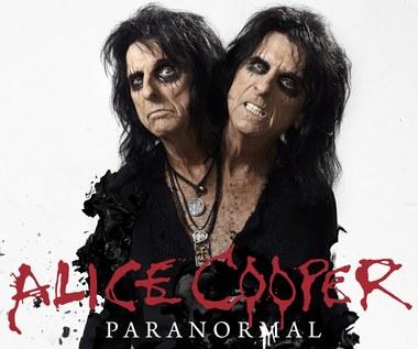 """Recenzja Alice Cooper """"Paranormal"""": Żaden kurczak nie ucierpiał"""