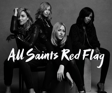 "Recenzja All Saints ""Red Flag"": Uwaga, cukiereczek!"