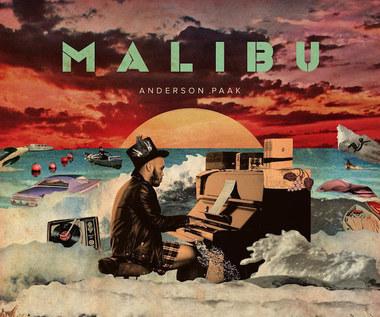 """Recenzja Anderson .Paak """"Malibu"""": Czerni czar"""