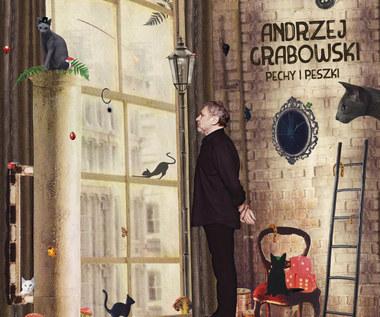 """Recenzja Andrzej Grabowski """"Pechy i peszki"""": Niekiepski album"""