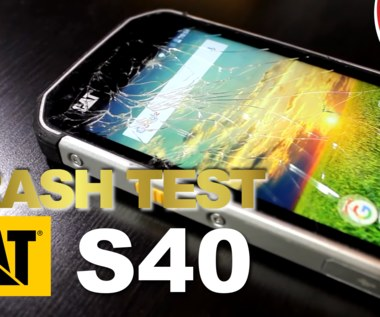 Recenzja CAT S40 - odpornego smartfonu