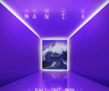 """Recenzja Fall Out Boy """"M A N I A"""": Kiedy powiem sobie dość"""
