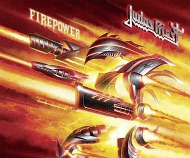 """Recenzja Judas Priest """"Firepower"""": Moc metalowego ognia"""