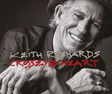 """Recenzja Keith Richards """"Crosseyed Heart"""": Szczęście wcale nie zezowate"""