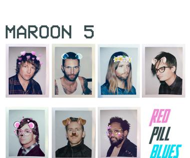 """Recenzja Maroon 5 """"Red Pill Blues"""": Pop na tabsach"""
