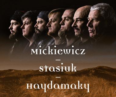 "Recenzja Mickiewicz-Stasiuk-Haydamaky ""Mickiewicz-Stasiuk-Haydamaky"": Odbrązowić wieszcza"